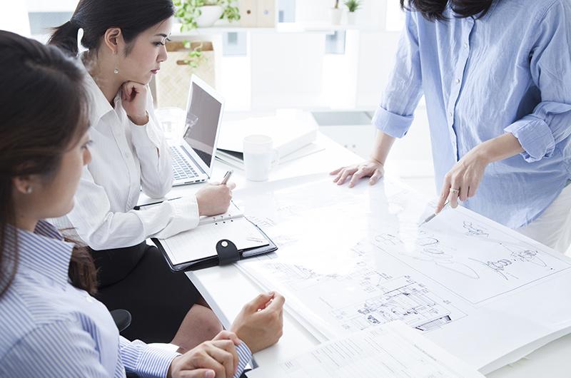 事業紹介 商業施設事業 新規施設・改装をお考えの方