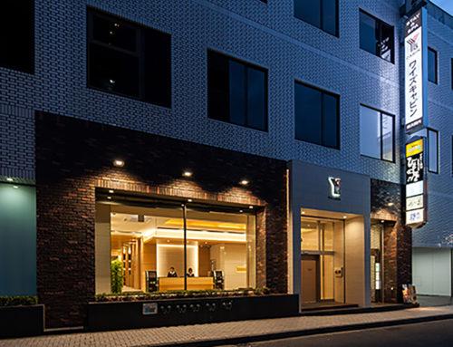 ワイズキャビン横浜関内店