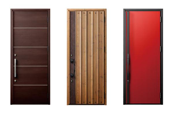 標準仕様 玄関ドア